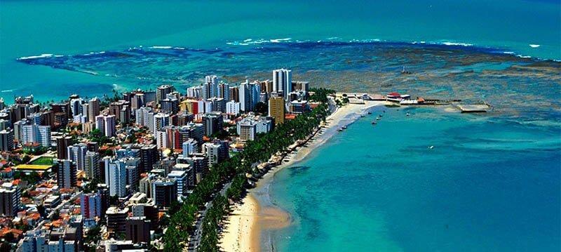 Encontre os locais de provas em Alagoas