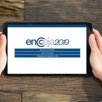 Foi Confirmado pelo Inep a data de liberação dos Resultados do Encceja 2019